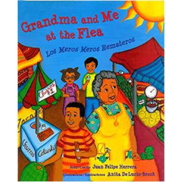 grandma-and-meat the flea