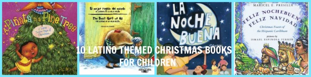 latino themed books